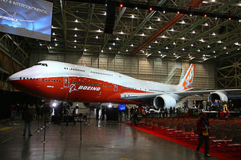 Boeing Aircraft Project